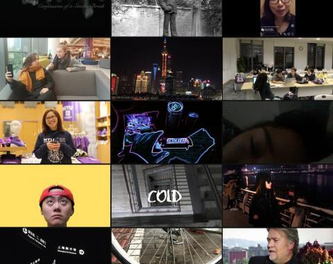 Moving Images NYU Shanghai Visual Art