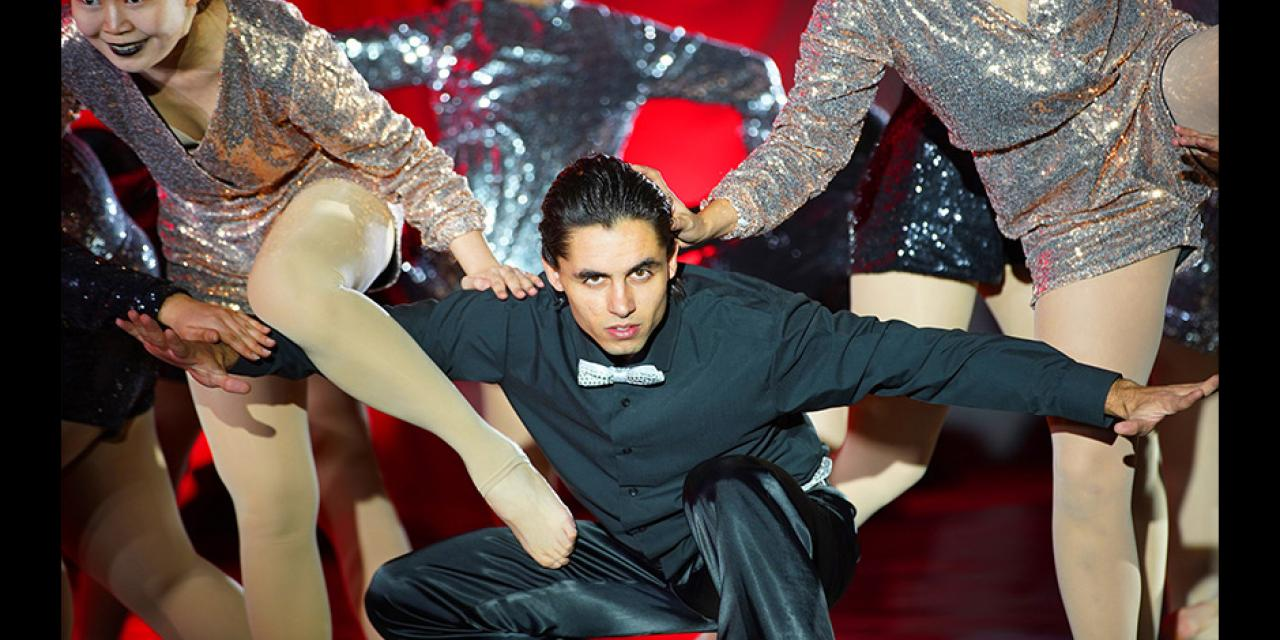 Contemporary Dance Fall 2019 Gold performed at NYUSH
