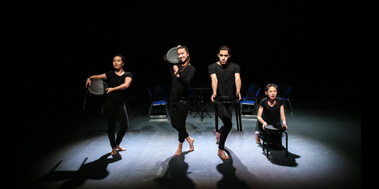 Choreography & Performance Spring 2018 at the Power Station of Art