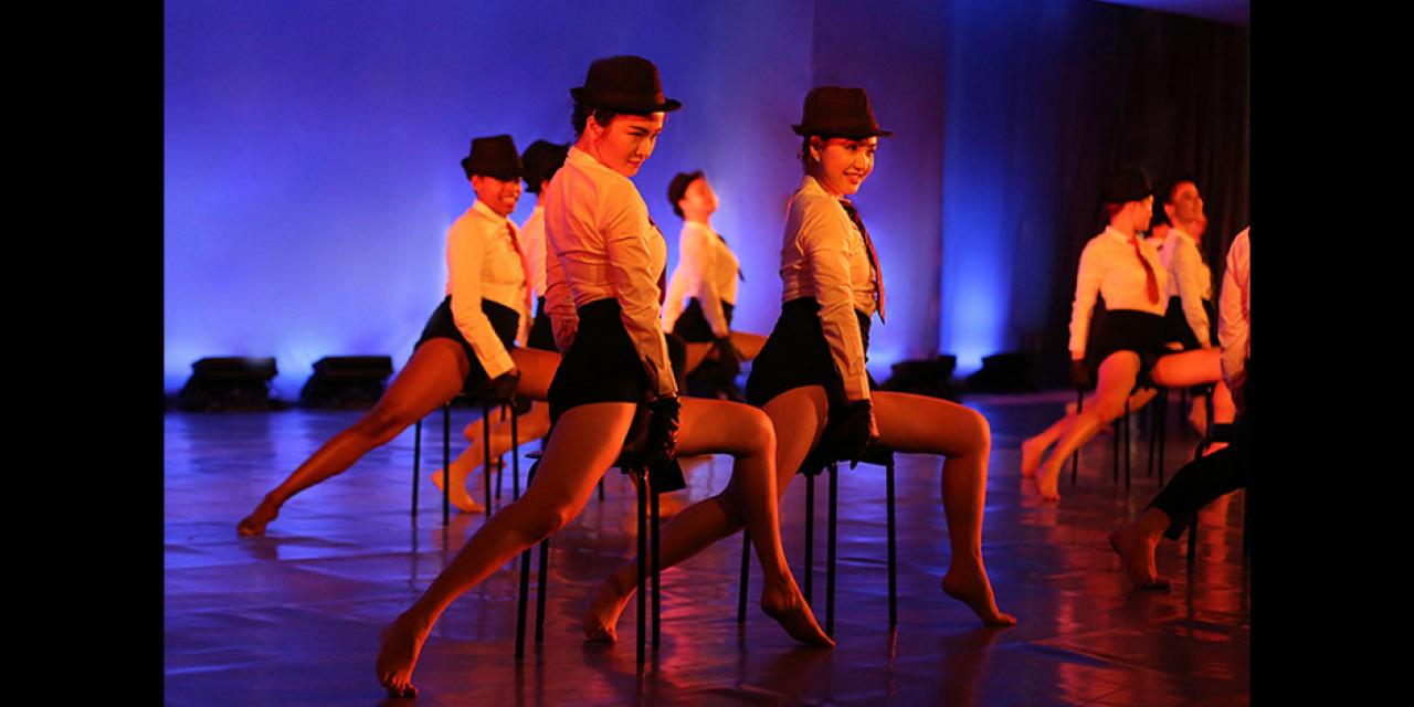 Contemporary Dance Spring 2019 Detectives & Pink Panther performed at NYUSH 1