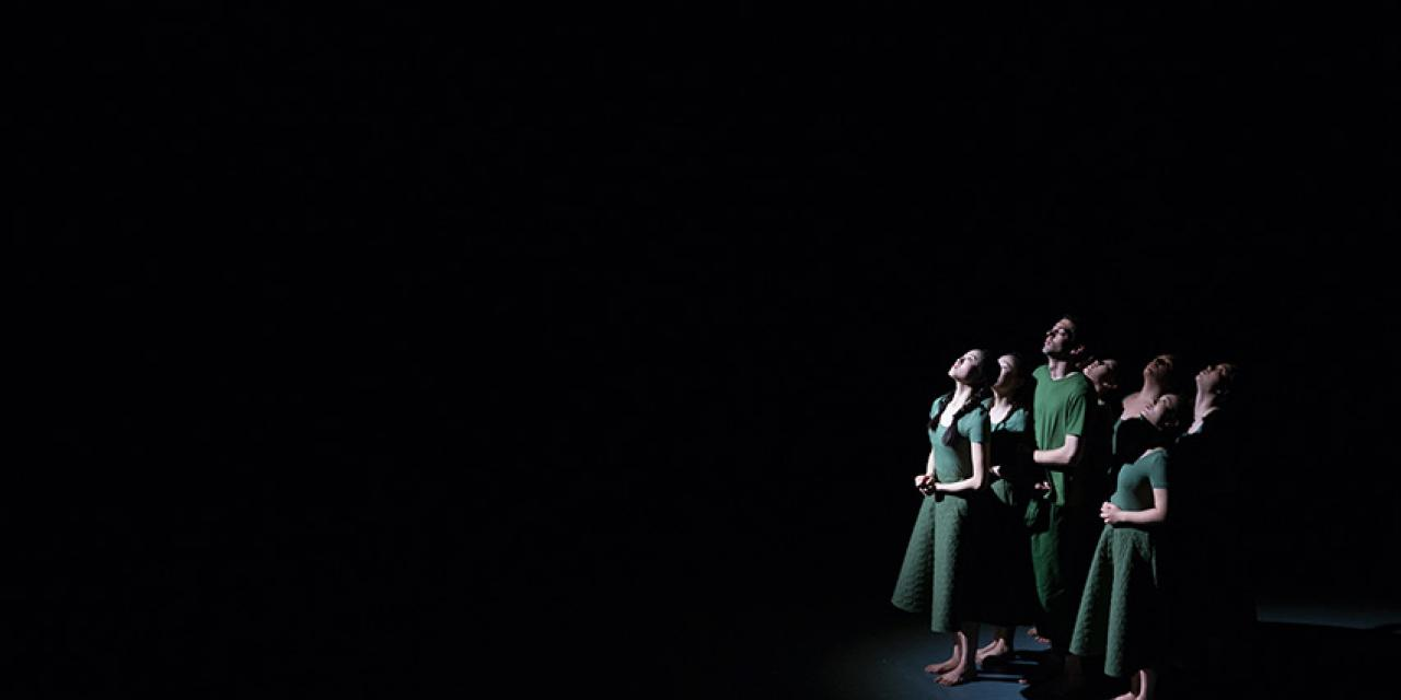 Dance for Camera 习学.学习 performed by Contemporary Dance Spring 2018 at Power Station of Art